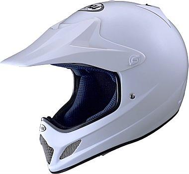 ARAI 아라이 V-CROSS V 크로스 2 Jr 흰 백색 51-53 아라이 헬멧 ARAI 오프 로드 바이크
