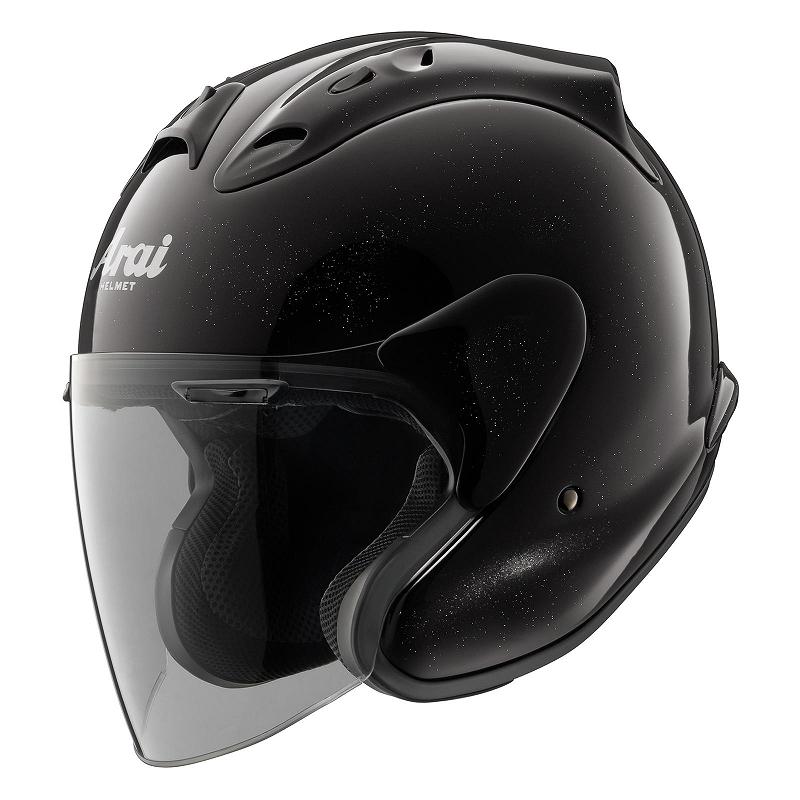 ARAI アライ MZ グラスブラック 55-56 アライ ARAI バイク ヘルメット ジェット