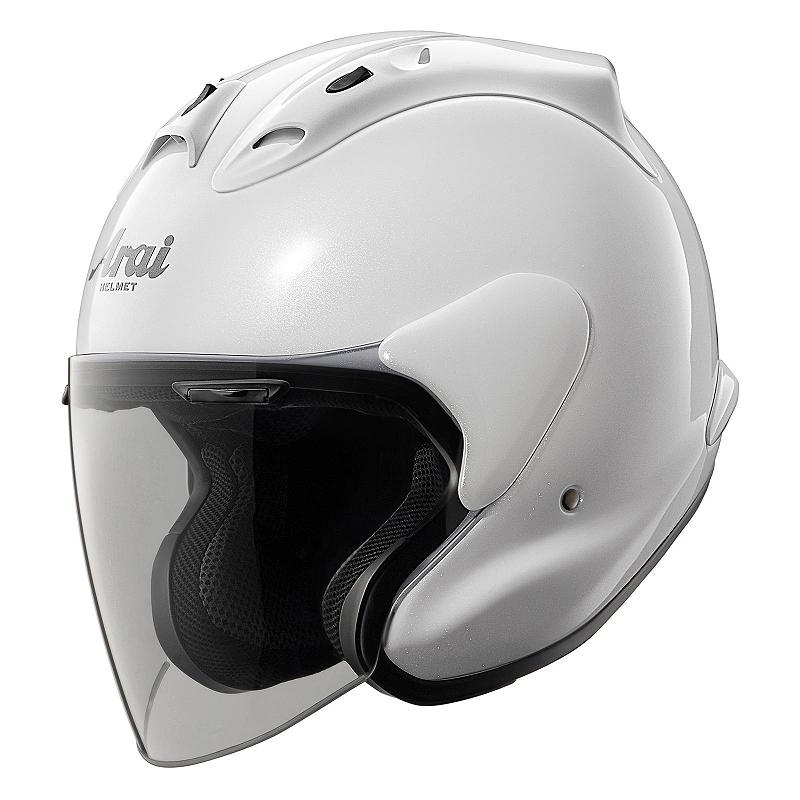 ARAI アライ MZ グラスホワイト 57-58 アライ ARAI バイク ヘルメット ジェット