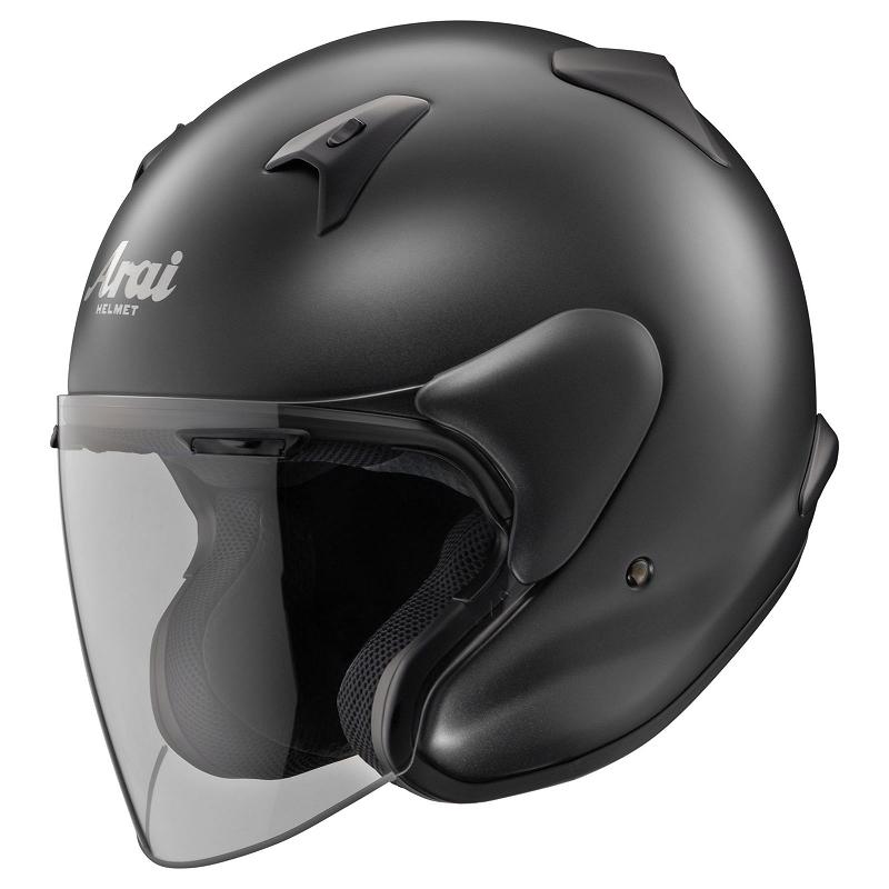 ARAI アライ MZ-F フラットブラック 54 アライ ARAI バイク ヘルメット ジェット