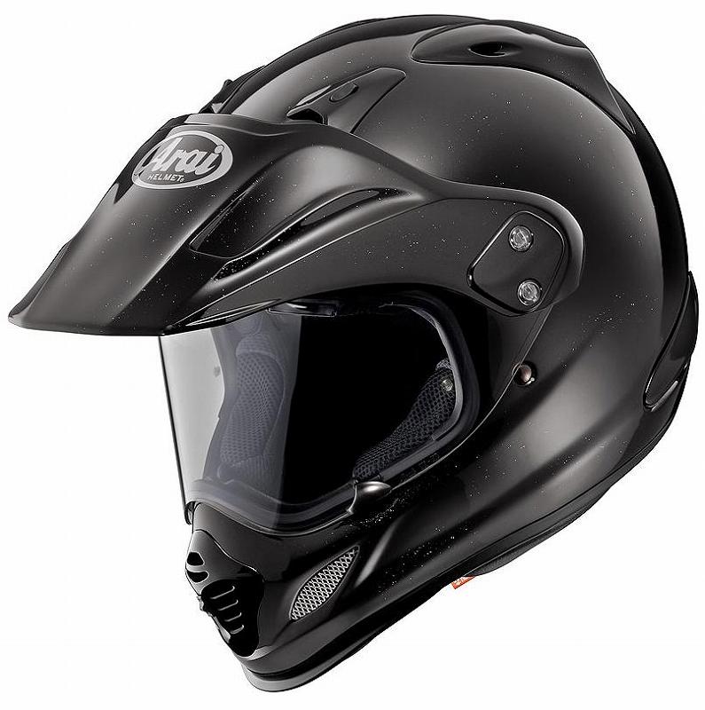 ARAI アライ TOUR CROSS3 ツアークロス3 グラスブラック 61-62 アライ ARAI バイク ヘルメット オフロード