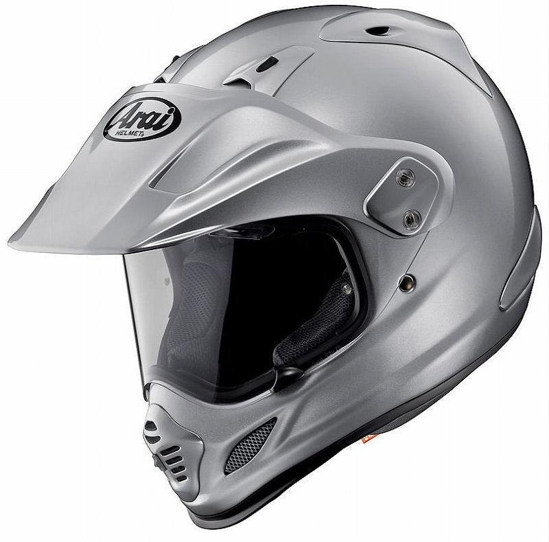 ARAI アライ TOUR CROSS3 ツアークロス3 アルミナシルバー 59-60 アライ ARAI バイク ヘルメット オフロード