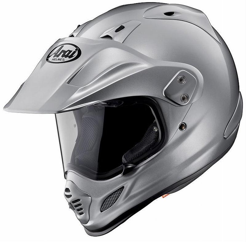 ARAI motorcycle helmet offroad Arai Arai ARAI TOUR CROSS3 tour cross 3 alumina silver 61 - 62