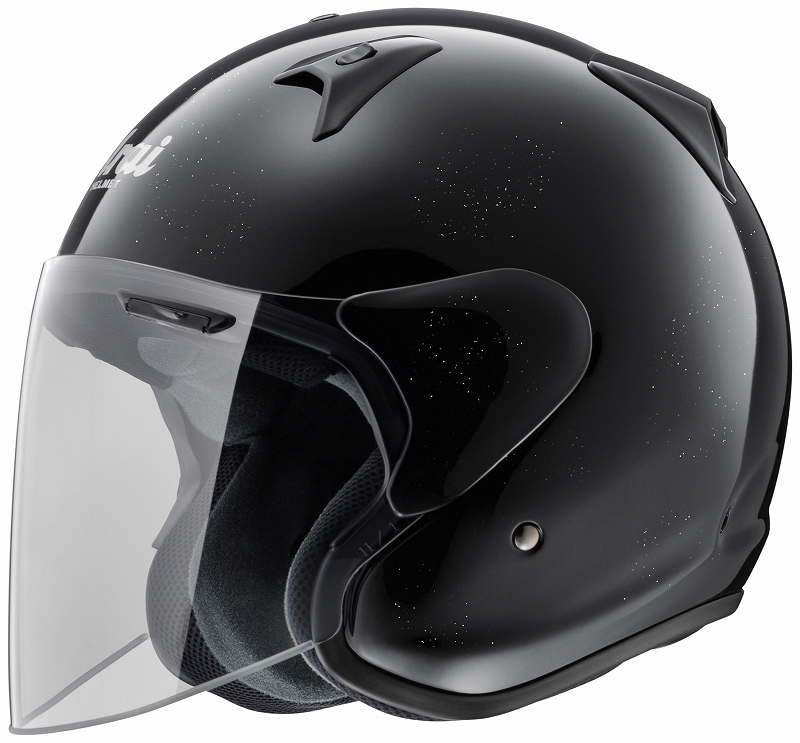 ARAI アライ SZ-G グラスブラック 59-60 アライ ARAI バイク ヘルメット ジェット