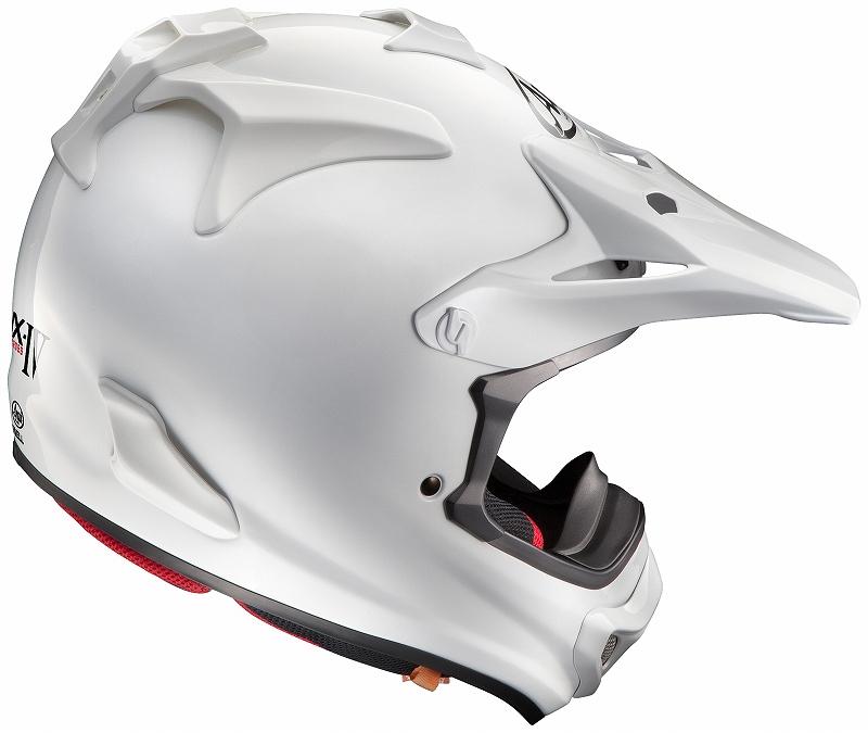 Arai ARAI V-CROSS4 V cross-4 white white 54 Arai ARAI motorcycle helmet offroad