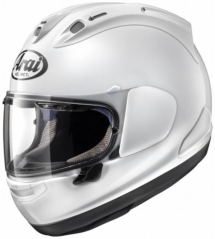 ARAI アライ RX-7X ホワイト シロ 白 54 アライ ARAI バイク ヘルメット フルフェイス