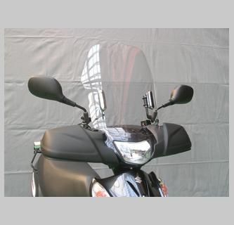 旭風防 旭精器 AD-03-LTD ウインドシールド スズキ アドレス V125G リミテッド 4560122612506
