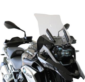 旭風防 旭精器 BM-01 ウインドシールド BMW 水冷R1200GS クリア 4560122613268