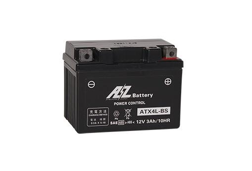 EZ-9 배터리 AZ배터리 ATX4L-BS AZ MC배터리액입리 AZ배터리 atx4l-bs