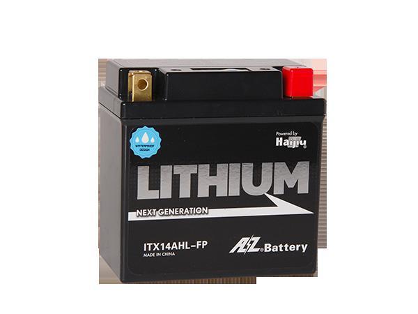 XS650スペシャル バッテリー AZバッテリー ITX14AHL-FP AZ LIBMCバッテリー AZバッテリー itx14ahl-fp