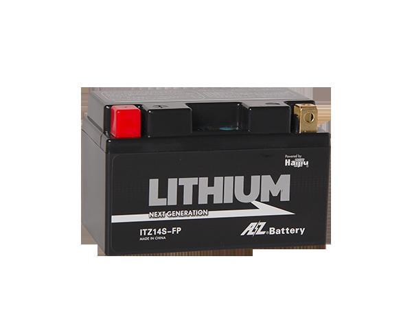 DN-01 バッテリー AZバッテリー ITZ14S-FP AZ LIB MCバッテリー AZバッテリー itz14s-fp