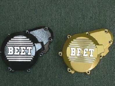 BEET 0402-K55-04 ジェネレーターカバー ブラック ZRX400/ZRX400