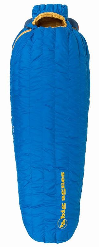 ビッグアグネス BIG AGNES BFHRR17 フィッシュホーク レギュラー 寝袋 シュラフ ダウンテック アウトドア
