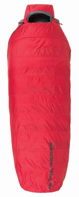 ビッグアグネス BIG AGNES BGCRR17 ガンクリーク レギュラー 寝袋 シュラフ アウトドア