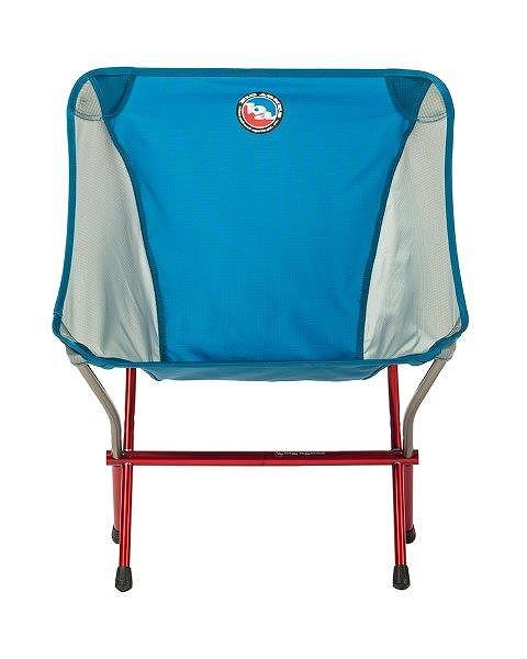 ビッグアグネス BIG AGNES FMBCCBG19 マイカベイスン キャンプチェア ブルー/グレー イス 椅子 レジャー アウトドア
