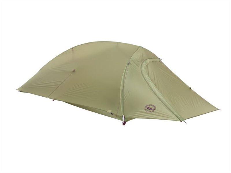 ビッグアグネス BIG AGNES TEXHVFLYG118 フライクリーク HV UL1 EX オリーブグリーン 1人用 テント タープ ダブルウォール 軽量 アウトドア