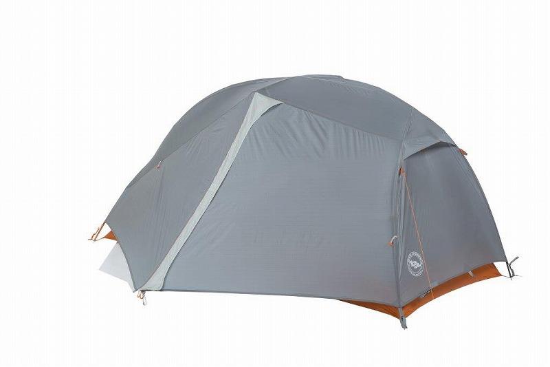 ビッグアグネス BIG AGNES THVCSBP119 コッパースプール HV UL1 バイクパック グレー/オレンジ 1人用 テント キャンプテント ダブルウォール 軽量 レジャー アウトドア ツーリング