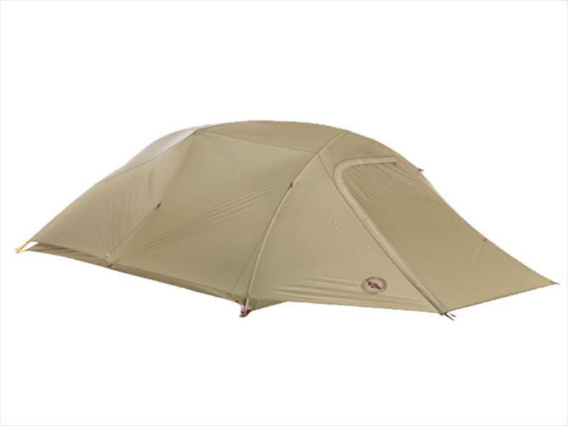 当店の記念日 UL3 フライクリーク オリーブグリーン ビッグアグネス タープ テント 軽量 アウトドア BIG ダブルウォール 3人用 HV AGNES THVFLYG316-アウトドア