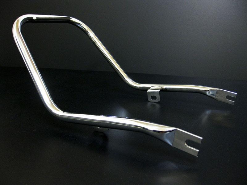 Z250FT Z400FX タンデムバー グラブバー タンデムグリップ メッキ バーテックス