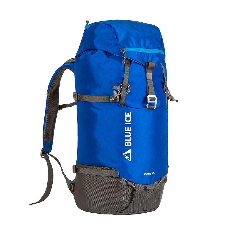 ブルーアイス BLUE ICE BK21 ワーソッグ ブルー 40L リュックサック ザック 登山 アウトドア