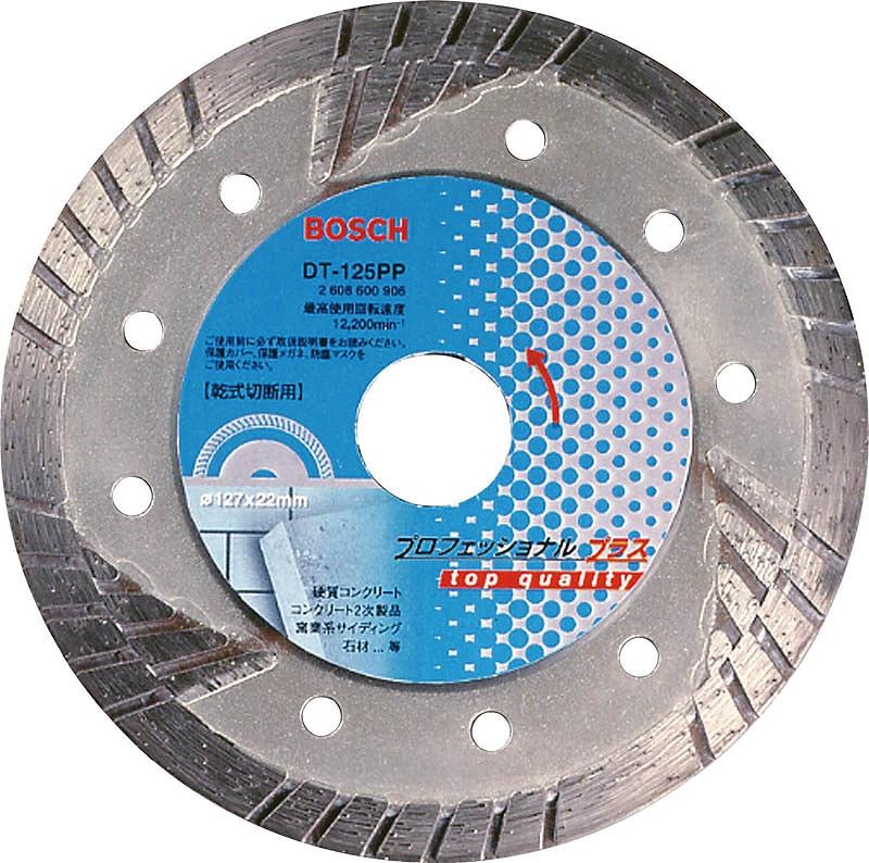 BOSCH ボッシュ DT-150PP ダイヤホイール 150PP トルネード