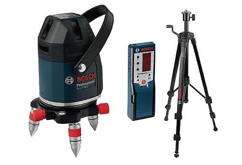 BOSCH ボッシュ GLL5-40ESET レーザー墨出し器セット