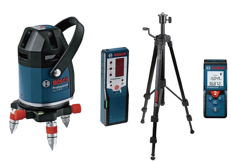 BOSCH ボッシュ GLL8-40ESETJ2 レーザー墨出し器特別品 限定