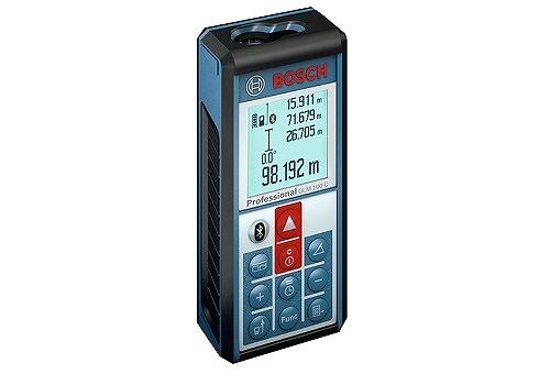 BOSCH ボッシュ GLM100C データ転送レーザー距離計