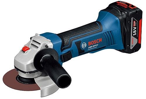 BOSCH ボッシュ GWS18V-LIN バッテリーディスクグラインダー