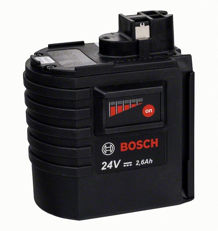 BOSCH ボッシュ 2607337298 ニッケル水素バッテリ-24V 2.6Ah