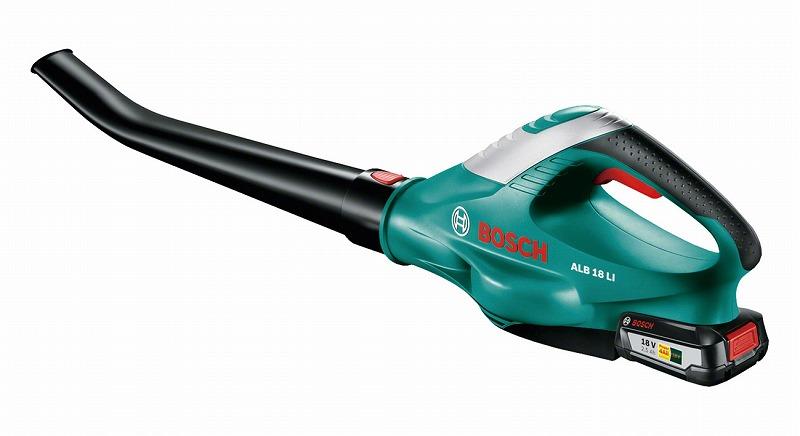 BOSCH ボッシュ ALB18LIN バッテリーガーデンブロワー 220×860mm コードレス