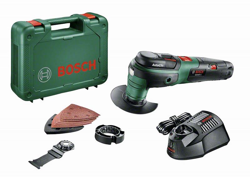 BOSCH ボッシュ MLT1108 コードレスマルチツール 291×89×62mm 切断工具