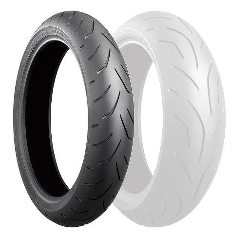 ブリヂストン MCR05076 S20 バトラックス ハイパースポーツ 130/70ZR16 M/C (61W) TL フロント バイク タイヤ ブリヂストン mcr05076