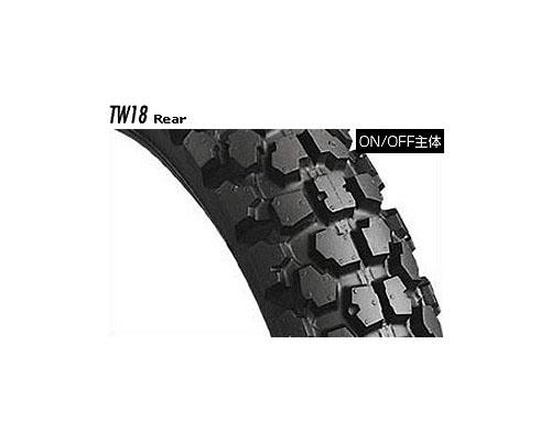 ブリヂストン MCS00527 TW18 トレイル ウィング 5.10-17 67P W バイク タイヤ ブリヂストン mcs00527