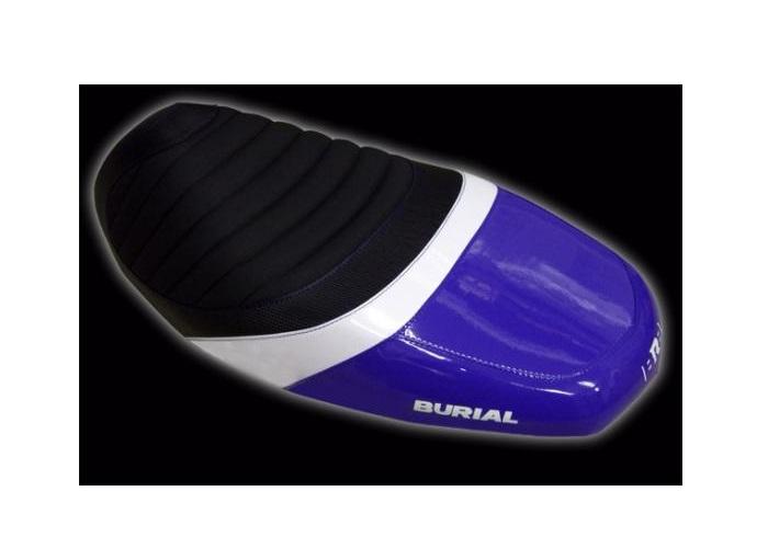 BURIAL ベリアル Y17-15-03 スポルティブシート ブルー シグナスX シート
