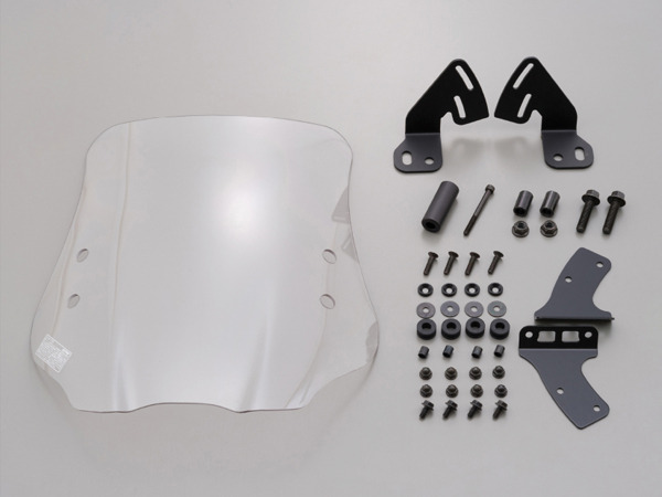 デイトナ 78249 ウインドシールドHC 車種別キット アドレスV125用 ADDRESS V125