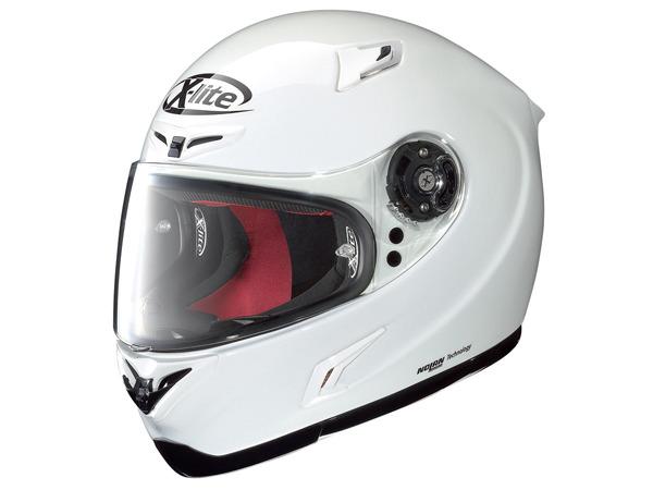 デイトナ 90811 X-LITE X802R ソリッド ホワイト/11 Sサイズ