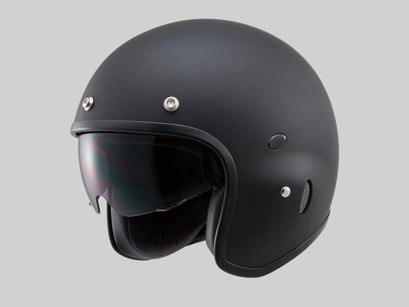 デイトナ 91412 HATTRICK パイロットヘルメット PH-1 マットブラック Mフリーサイズ