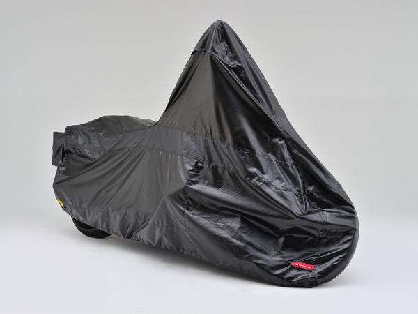 デイトナ 91603 BLACK COVER ブラックカバー ハーレー専用 HD03
