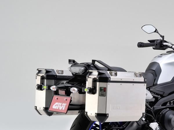 デイトナ 92519 GIVI PL2122CAM パニアホルダー MT-09TRACER MT-09トレーサー
