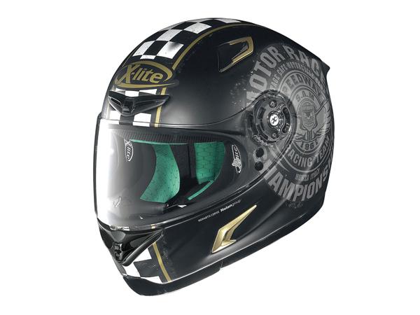 デイトナ 95553 NOLAN X-LITE X-802RR カフェクラブ フラットブラック Mサイズ ヘルメット
