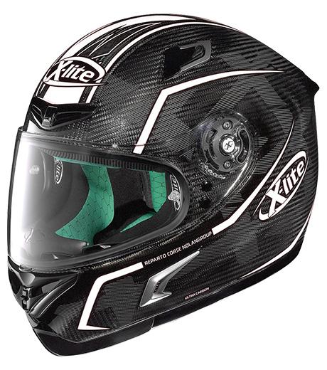 デイトナ 95583 NOLAN X-LITE X-802RR UC マーケトリー ホワイト Sサイズ ヘルメット