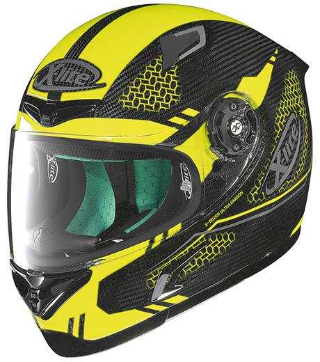 デイトナ 95590 NOLAN X-LITE X-802RR UC マーケトリー イエロー XLサイズ ヘルメット
