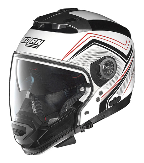 デイトナ 95851 NOLAN N44 EVO COMO メタルホワイト Mサイズ ヘルメット