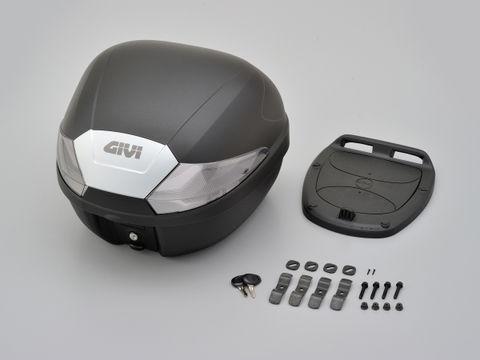 デイトナ 95939 GIVI B29NT モノロックケース 1ボタン スモークレンズ