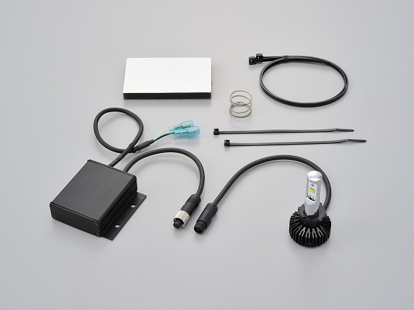 デイトナ 96074 LEDヘッドランプバルブ フォース・レイ PH12タイプ