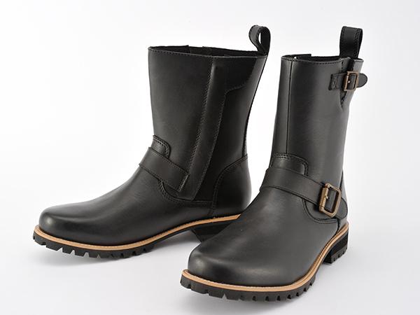 デイトナ 96981 HBS-004 エンジニアブーツ ブラック 26.0サイズ ミドル丈 くつ 靴