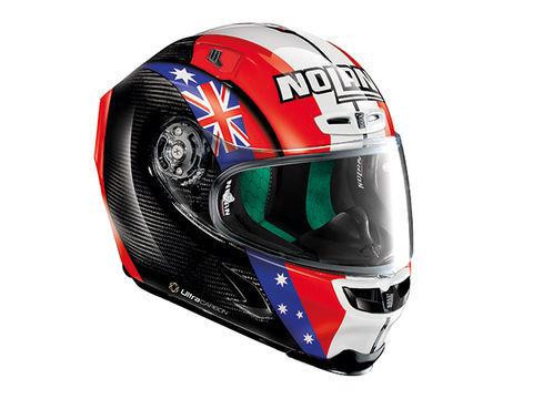 デイトナ 99126 NOLAN ノーラン X803 ULTRA CARBON ストーナー トゥゲザー Lサイズ ヘルメット フルフェイス
