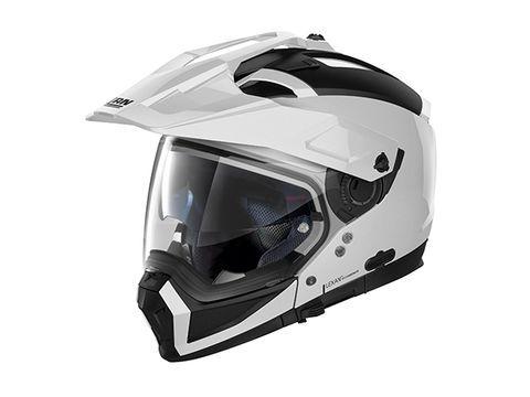 デイトナ 99351 NOLAN ノーラン N702 X ソリッド メタルホワイト Mサイズ ヘルメット フルフェイス