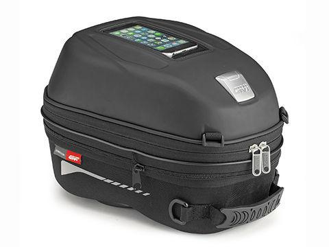 デイトナ メーカー公式ショップ 99522 GIVI ジビ 人気急上昇 ST603B 収納 ケース 15L ボックス タンクロック